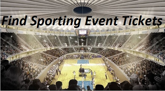 Find and Buy Sporting Event Tickets
